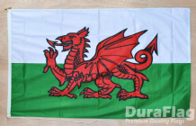 "WALES - 18"" x 12"" WITH ROPE & TOGGLE (45cm x 30cm)"